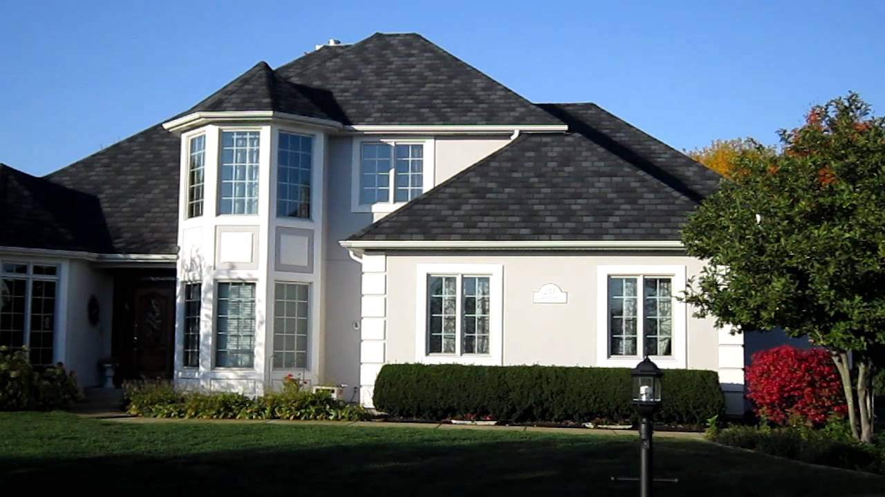 Roofing Yorkville Il Certainteed Highland Slate Youtube