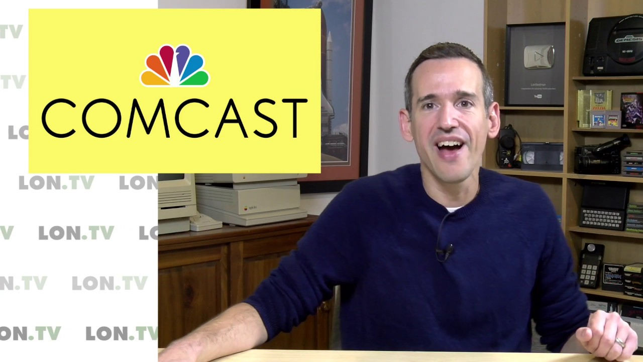 Comcast's Secret 2 Gigabit Internet Service!