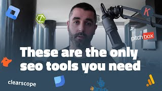 These Are The ONLY SEO Tools You Need - The SEO Stack