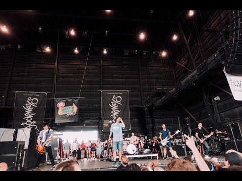 Real Friends  - Last performance on Warped Tour 2018 (West Palm Beach)