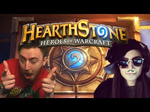 GOLDY vs ALLY (Hearthstone: Heroes of Warcraft)