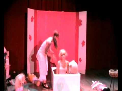 """Le cri du Kassis présente show play piercing """"Sale gosse"""" by Kassis team thumbnail"""