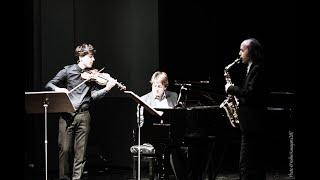 Kristina Arakelyan - Two Pieces for Violin, Saxophone and Piano (dedic. to Kugoni Trio)