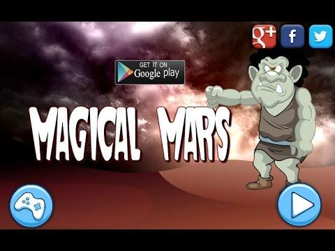 Magical Mars Walkthrough