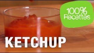 100% recettes - Ketchup