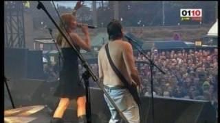 ISABELLE A & GORKI  - LEKKER BEEST  0110 -   LIVE