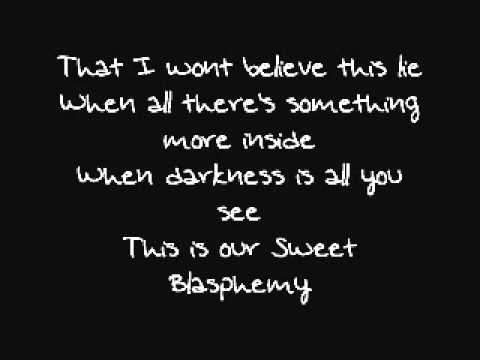 Black Veil Brides - Sweet Blasphemy Lyrics