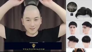 Vua Tóc Giả  | Đỉnh cao của nghệ thuật tóc giả  Chỉ có tại Tóc Giả Nam - Vua Tóc Giả