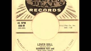 Norman Fox & The Rob Roys - Lover Doll