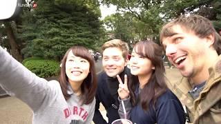 Напоили и отняли камеру. Снимаюсь для Телеканала 2x2 в Японии