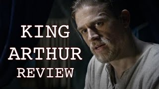 King Arthur: Legend of the Sword Review - Charlie Hunnam, Jude Law