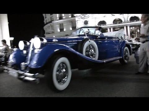 The rarest and nicest classics of Monaco!