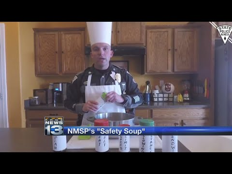State Police raise awareness about holiday road trip safety