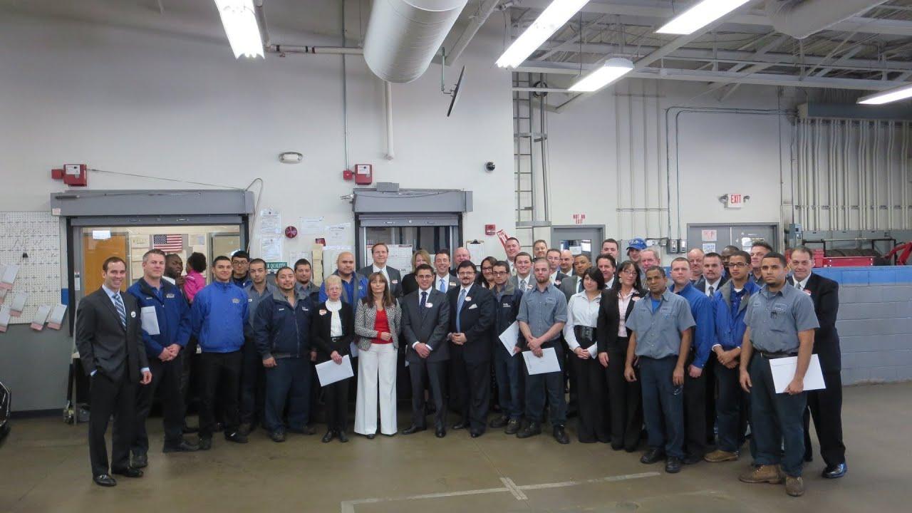 Beautiful Employee Appreciation Day At Kelly Honda In Lynn, MA
