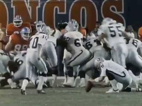 1991 LA Raiders.