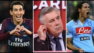 Linea telefonica caldissima Napoli-Parigi, il Corriere dello Sport conferma la chiamata di Ancelotti