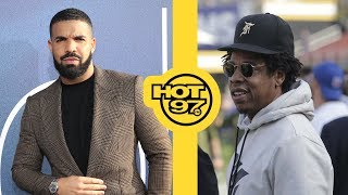 What Does Drake Have To Do To Pass Jay-Z?