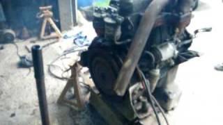 moteur MAN 720