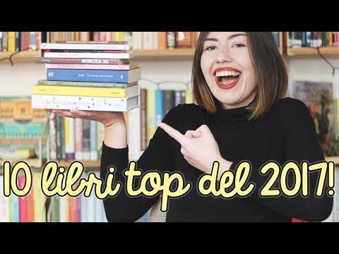TOP 10 LIBRI del 2017!