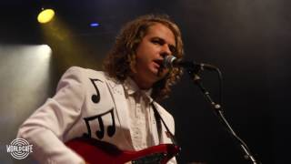 """Kevin Morby - """"Aboard My Train"""" (Recorded Live for World Cafe)"""