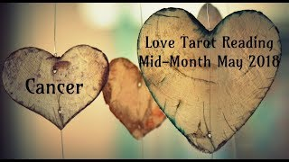 Cancer *Heart-to-heart talk* May Mid-month Love Reading
