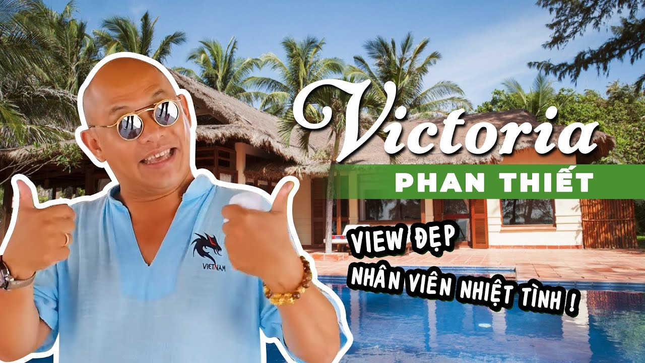 Không nên đi Victoria Phan Thiết Resort& Spa 1 mình vì view siêu đẹp siêu lãng mạn