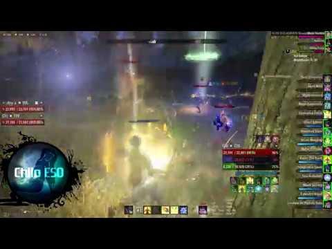 ESO Morrowind: 2vX PvP