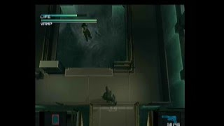 Metal Gear Solid 2 Substance  PS2  Gameplay