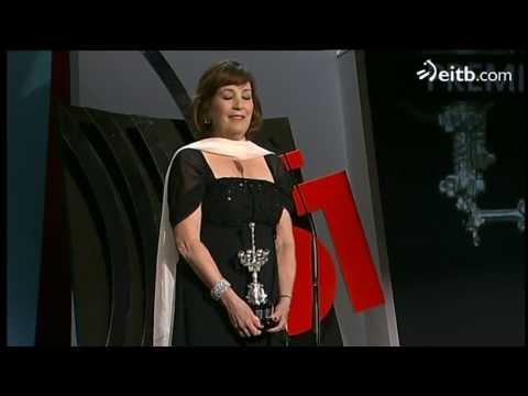 Festival de Cine de San Sebastián 2013: Carmen Maura recibe el Premio Donostia