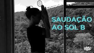 Saudação ao Sol B I Yoga com Júlia Viegas
