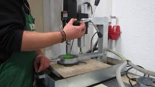 Обзор станка для сверления плитки (Tile Drilling Machine) EIBENSTOCK EFB 152PX