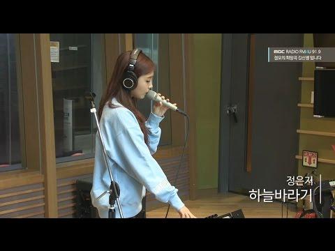 Jeong Eunji - Hopefully Sky, 정은지 - 하늘바라기 [정오의 희망곡 김신영입니다] 20160428