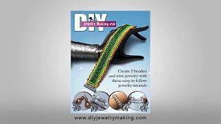 DIY Jewelry Making Magazine #59 Preview