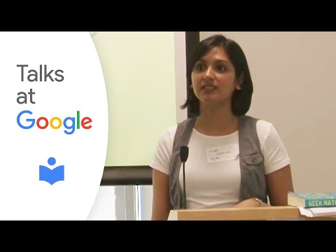 "Angela Saini: ""Geek Nation"" 