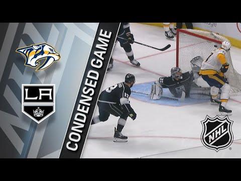 01/06/18 Condensed Game: Predators @ Kings
