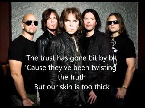 Europe- Leave No Stone Unturned (With Lyrics)