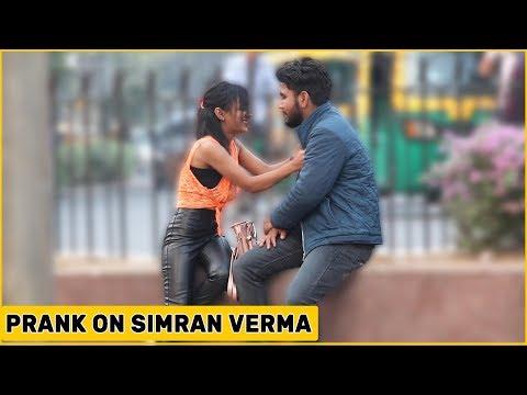 Prank On Simran Verma Chik Chik Boom | Prank Gone Wrong | RDS Production