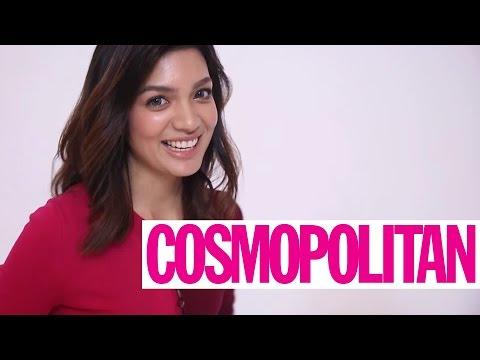 Amyra Rosli - Di Sebalik Tabir COSMOPOLITAN (Jan 2016)