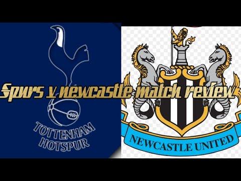 spurs-v-newcastle-match-review