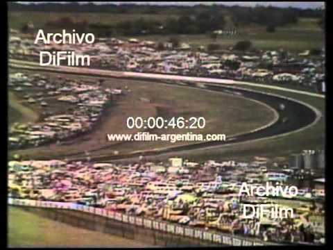 DiFilm - Niki Lauda win Formula One GP South Africa 1984
