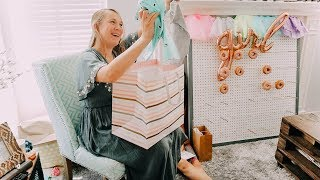Emma's Baby Shower & Gifts! (Baby Shower Haul)