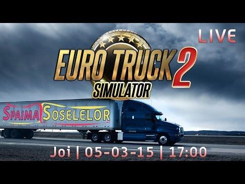 LIVE - Euro Truck Simulator 2, un joc extrem de popular?