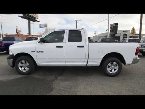 2017 ram 1500 tradesman express quad cab 5 7l youtube. Black Bedroom Furniture Sets. Home Design Ideas