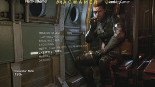 My dont ask me about Metal Gear SurviVe until jan 17th Stream