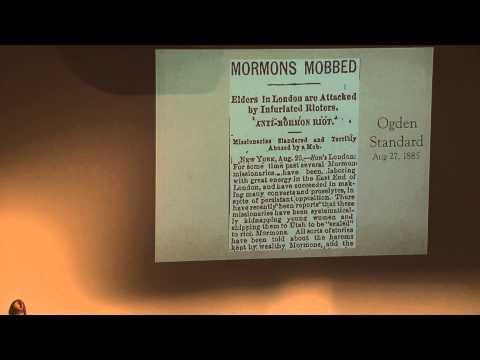 BYU Church History Symposium 2014 - Susan Howard