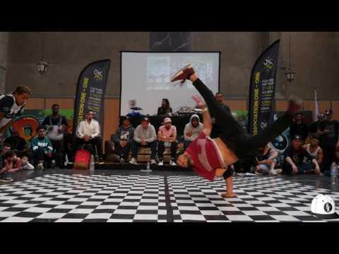 Simo vs Wali | 1/4 Finale One One Battle International 2017 | Hip Hop Corner