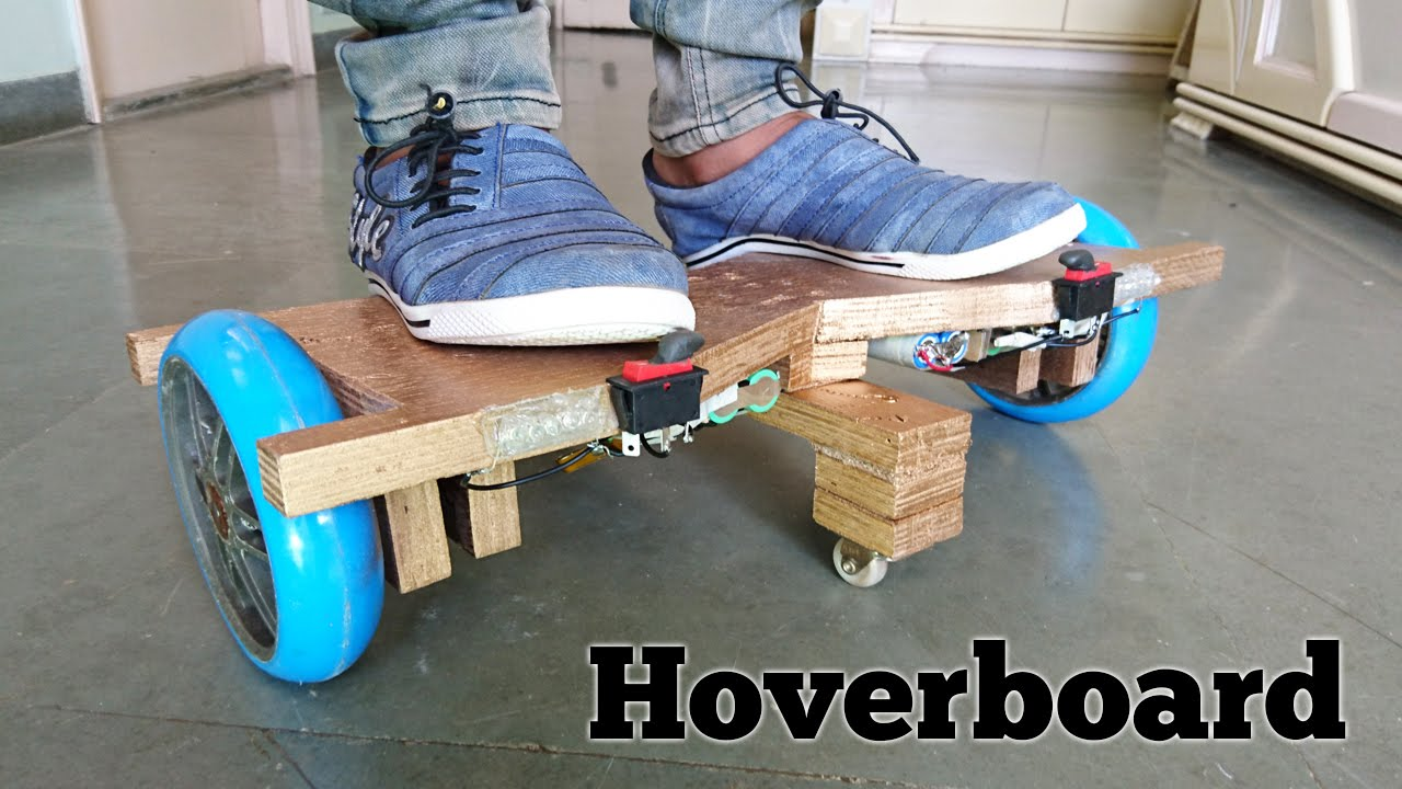 Exceptionnel How To Make A Hoverboard At Home   YouTube