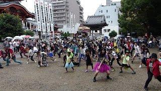 名古屋でBeat It! 2016 (大須観音)