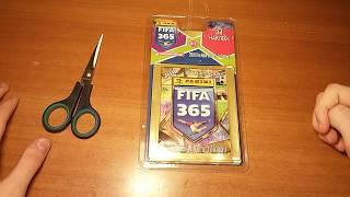 "Распаковка Блистера ""FIFA 365"" (2018) Panini { } Открытие 7-и пачек { } PACK OPENING"