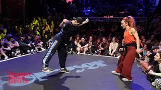 Maximus vs Chiara 1ST ROUND BATTLE House Dance Forever 2019